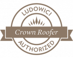 Ludowici Crown Roofer Badge